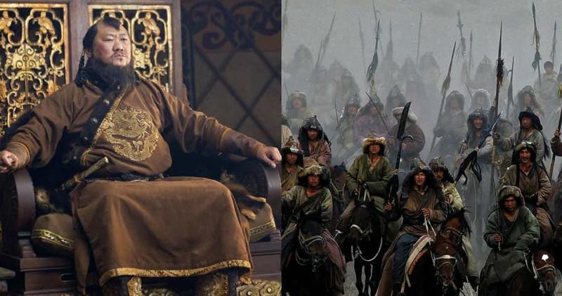 Самый жестокий император в истории человечества: 15 темных секретов о Чингисхане Чингисхан, история, факт