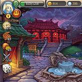 Скриншот из игры Легенда о вампире