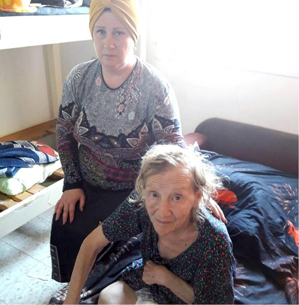Галина Цирульникова с дочерью. Фото предоставлено семьей